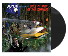 Junjo Presents The Evil Curse Of The Vampires - Roots Radics (LP)
