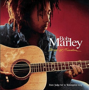 Bob Marley & The Wailers - Songs Of Freedom 4 CD Box Set