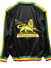 Lion of Judah Track Jacket