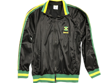Jamaica Patch Track Jacket