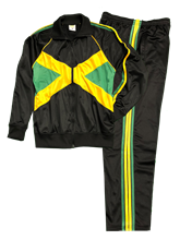 Jamaica Flag Track Suit