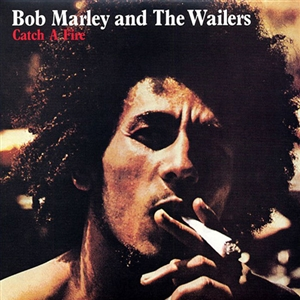 Bob Marley & The Wailers - Catch A Fire CD