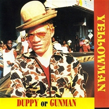 Yellowman - Duppy Or Gun Man LP