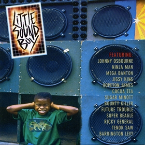 Little Sound Boy LP