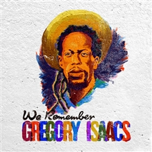 We Remember Gregory Isaacs- 2 CD Set
