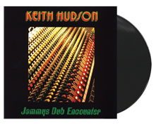 Jammys Dub Encounter - Keith Hudson LP