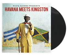 Mista Savona - Havana Meets Kingston LP