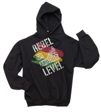 Rebel On Another Level Hoodie