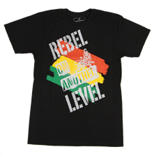 Riddim Driven Rebel On Another Level Tee