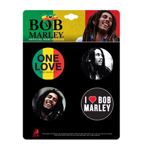 Marley Love 4 Pin Pack