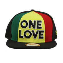 Bob Marley One Love Snapback