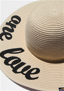 One Love Sun Hat