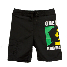 Bob One Love Board Shorts