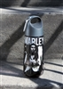 Marley Black & White Water Bottle