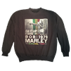 Bob Marley Get Up Stand Up Crew Fleece