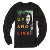 Bob Marley Wake Up and Live Long Sleeve