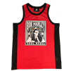 Bob Marley Triangle Basketball Jersey