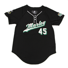 Marley Juniors Womens Baseball Jersey