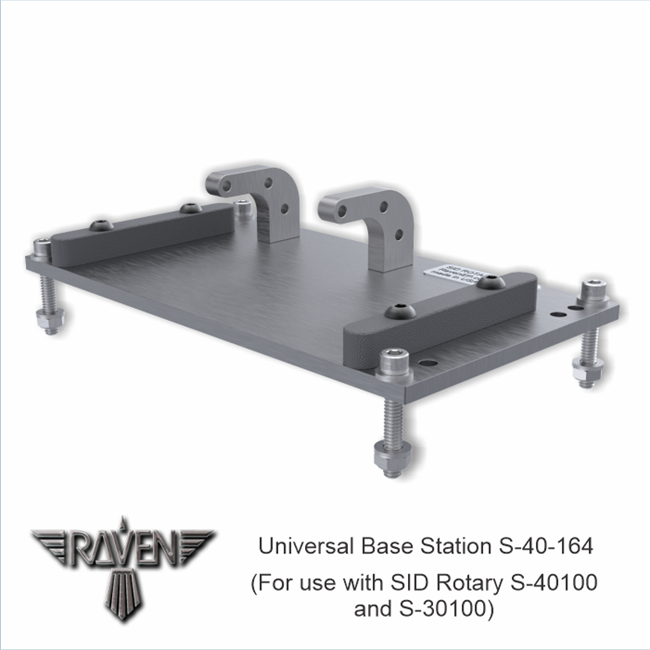 Universal base station for sid rotary
