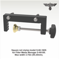Clamp - Square Rails