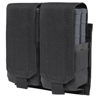 191089-002<br>Condor M14 Double Mag Pouch, Black