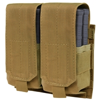 191089-498<br>Condor M14 Double Mag Pouch, Flat Dark Earth