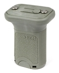BCM-VGS-KM-FG<br>BCMGUNFIGHTER Vertical Grip SHORT, KeyMod Foliage Green