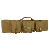 CON-128-CB<br>Condor 42-inch Rifle Case, Coyote Brown