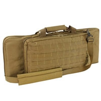 CON-150-CB<br>Condor 28-Inch Rifle Case, Coyote Brown