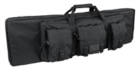 CON-151-BLK<br>Condor 36-inch Double Rifle Case, Black