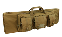 CON-151-CB<br>Condor 36-inch Double Rifle Case, Coyote Brown