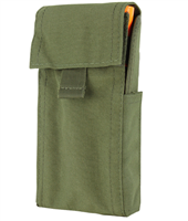 CON-MA61-OG<br>Condor Shotgun Reload Mag Pouches, Olive Green