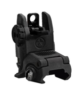 MAG248-BLK<br>MagPul MBUS Flip-Up Rear Sight - Black