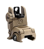 MAG248-FDE<br>MagPul MBUS Flip-Up Rear Sight - Flat Dark Earth