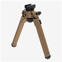MAG941-FDE <br> Magpul® Bipod for 1913 Picatinny Rail FDE