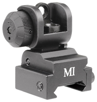MCTAR-ERS-BLK<br>ERS Flip-up Rear Sight - Black