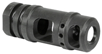 MI-MB9<br>MI AR-15 9mm/9x19 Two Chamber Muzzle Brake