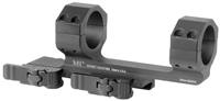 MI-QD30SM-20MOA<br>MI 30MM QD Scope Mount 20MOA with 1.4-in Offset-Black