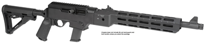MI-RPCC<br>MI Chassis Compatible with Ruger® PC Carbine™<br>6-Position Mil-Spec Tube
