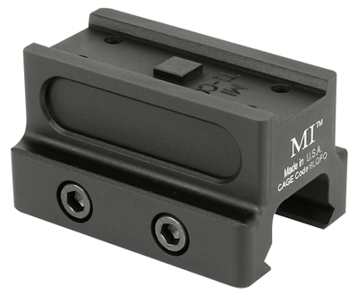 MI-T1-CO<br>MI Non-QD Mount for Aimpoint T1 and T2, Co-Witness