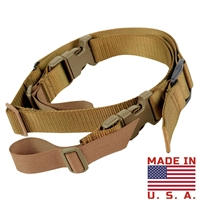 MI2PT-CB<br>Condor 2 Point Sling, Coyote Brown