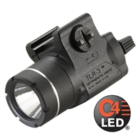 STR-69220<br>Streamlight TLR-3 Compact Rail Mounted Tactical Light
