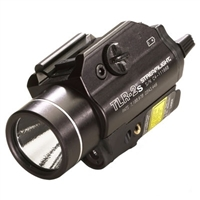 STR-69230<br>Streamlight TLR-2s Rail Mounted Tactical Light with Laser Sight