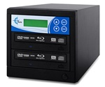 Blu-ray 2 Copy BD DVD CD Duplicator - Features 12x Drives-Includes 500GB HDD
