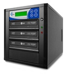 Blu-ray 3 Copy BD DVD CD Duplicator - Features 12x Drives-Includes 500GB HDD