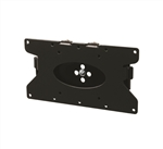 "B-tech 23""-26"" TV Mount, Vesa 100/200mm Up To 53 lbs., Non-Tilt (Black)"
