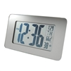 Marathon Atomic Self-Setting/Adjusting Wall Clock w/ 8 Time Zones (MIRROR)