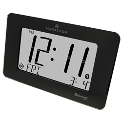 Marathon Bluetooth Panoramic Clock System for iOS/Android