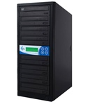 Gold Series 7 Copy DVD/CD Duplicator (Black)