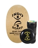 Indo Board Original Training Pack (Natural) w/ Roller & Cushion